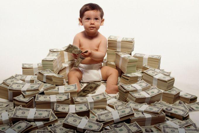 Як гроші впливають на розвиток дітей
