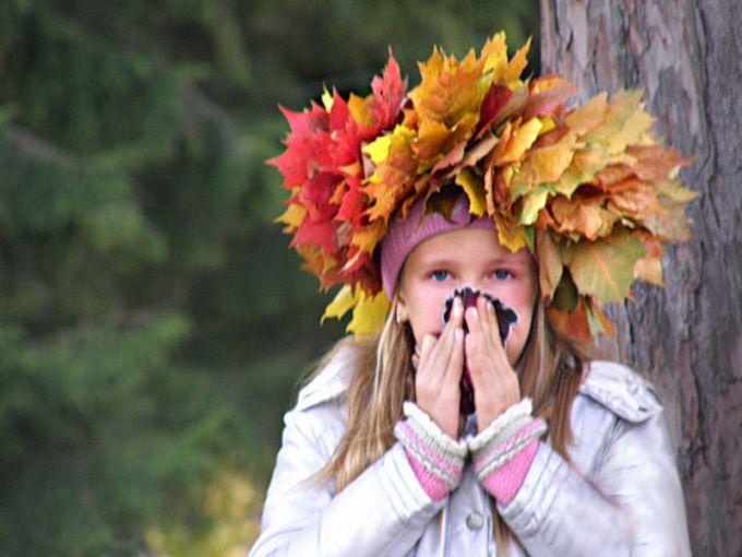 6 найпоширеніших дитячих осінніх захворювань