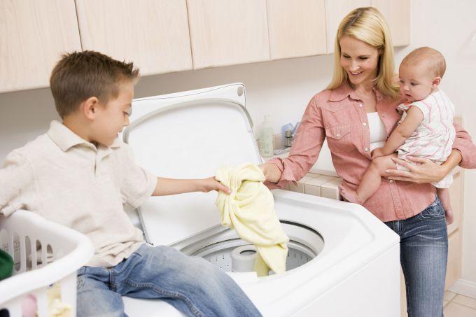 Одяг для дітей: при якій температурі його потрібно прати