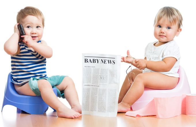 Найпоширеніші міфи про привчання дітей до горщика