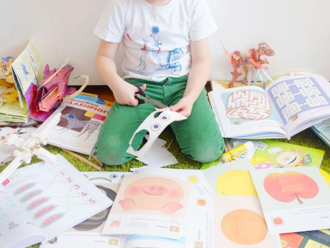 Ранній розвиток дітей: незвичайний спосіб Kumon