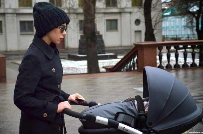 Вибираємо зимову коляску для дітей: ТОП - 5 секретів виробників
