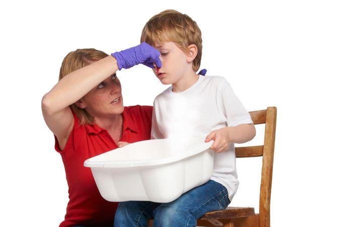 Кровотеча з носа у дітей: як зупиняти швидко і правильно