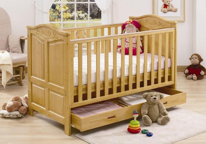 Як правильно вибрати ліжечко для дитини