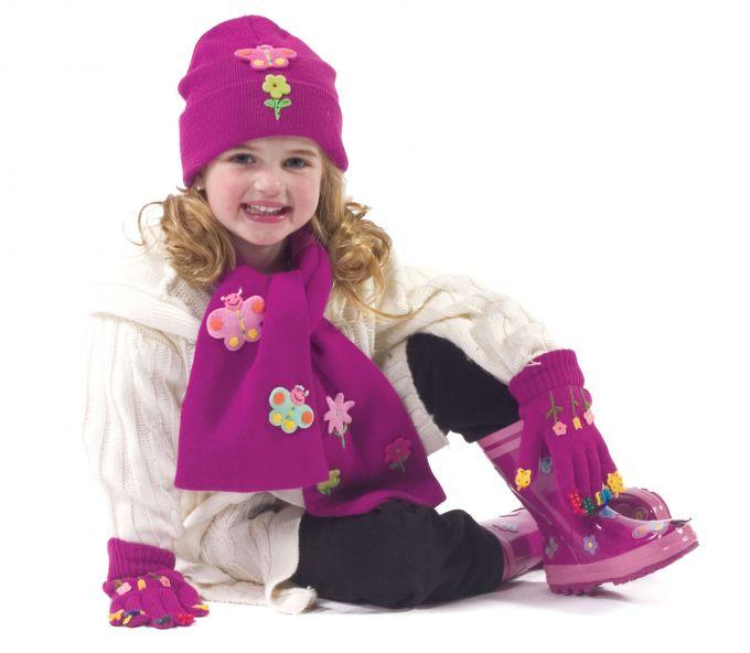 Вибір одягу для дітей на весну