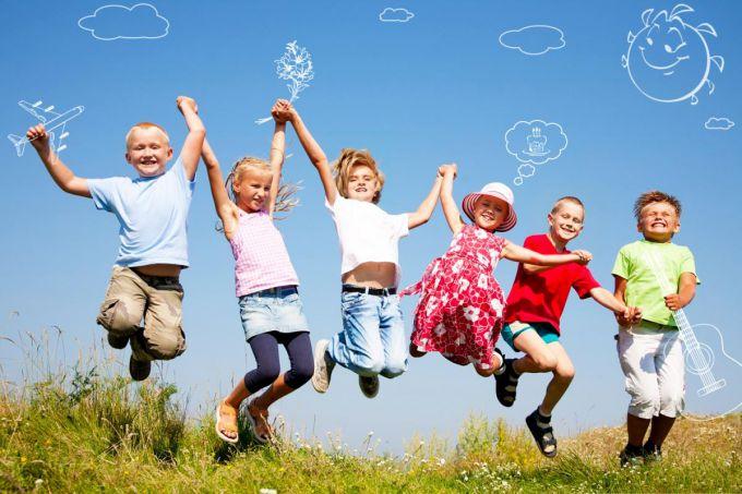 Вірші про літо для дітей українською та англійською мовами
