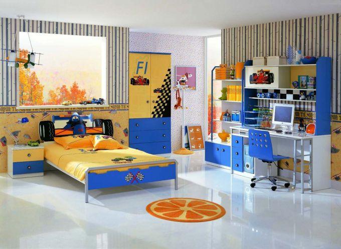 Що має бути в кімнаті у 5-ти річних дітей