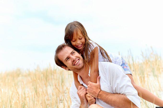 Татова донечка: три важливих правила у вихованні доньки