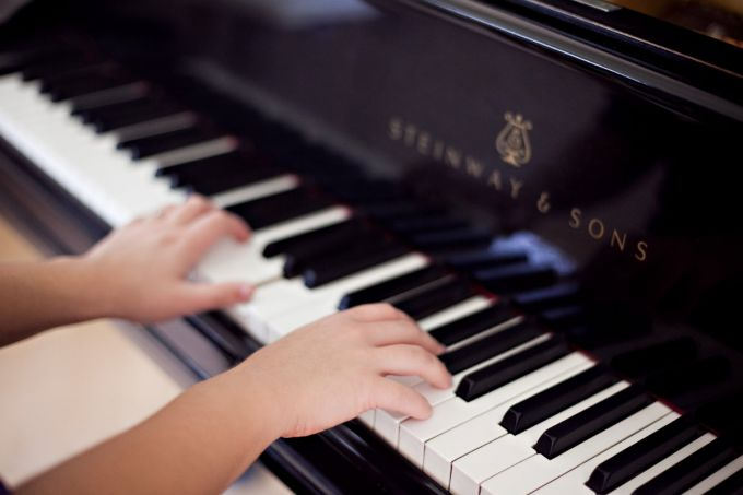 Визначаємо музичний слух у дітей