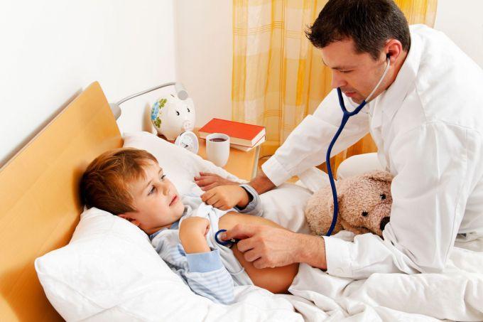 Хвилювання батьків впливає на одужання дітей