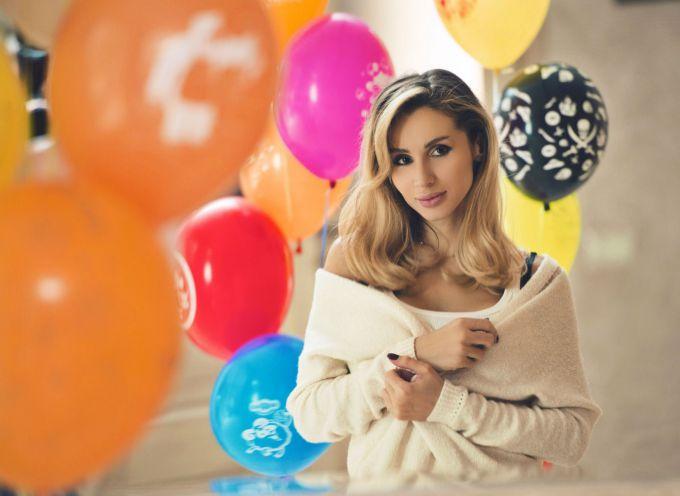 День народження доньки Лободи: лисиця у подарунок (ФОТО)