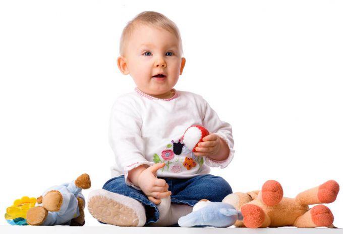Розвиток  дітей 1 року