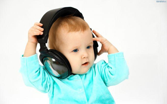 Цікаві факти про користь музики для дітей