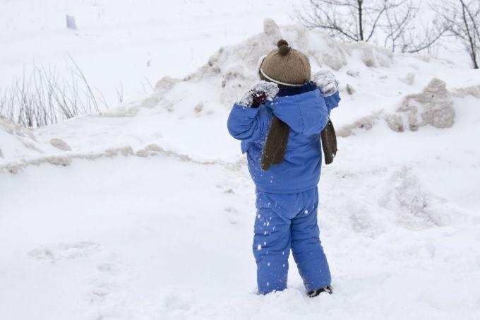 Принципи харчування дітей в холодну погоду, щоб вони не хворіли