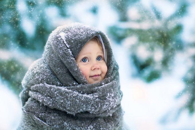 Який крем найкраще захищає  шкіру дітей у мороз