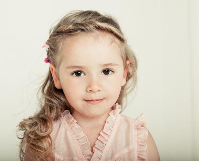 Модні зачіски для дітей