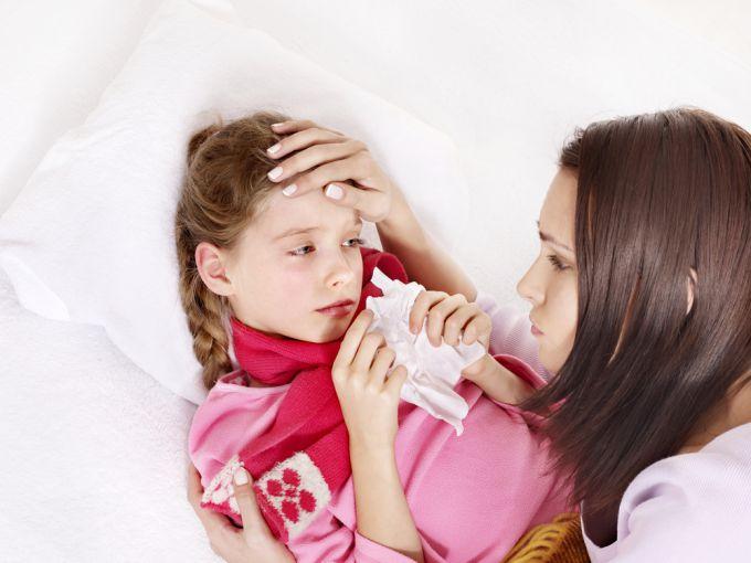Педіатр: як лікувати ГРВІ у дітей без помилок