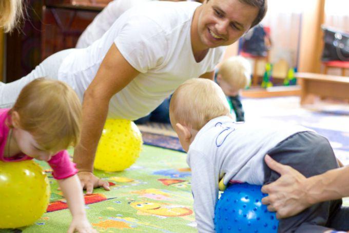 Фізкультхвилинки для маленьких дітей