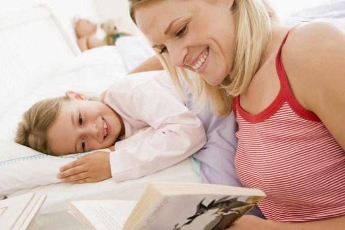 Як правильно читати казки дітям