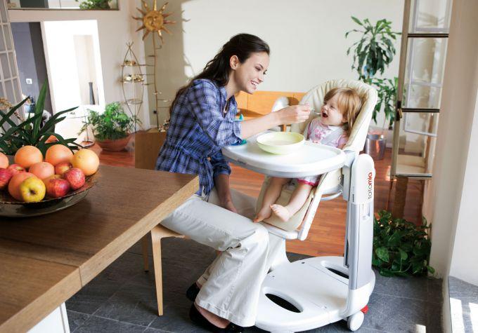 Стільчик для годування дітей. Який купити?