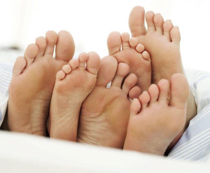 Мозоль: що робити, якщо дитина натерла ногу?