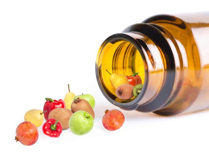 Вітаміни при депресії після родів
