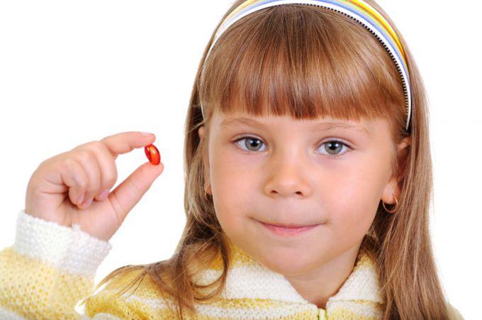 Які вітаміни обрати для дітей 6 років?
