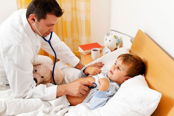 Хвороба Крона у дітей: перші ознаки та лікування