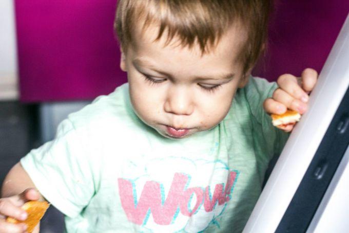 6 солодощів, які можна  навіть однорічній дитині