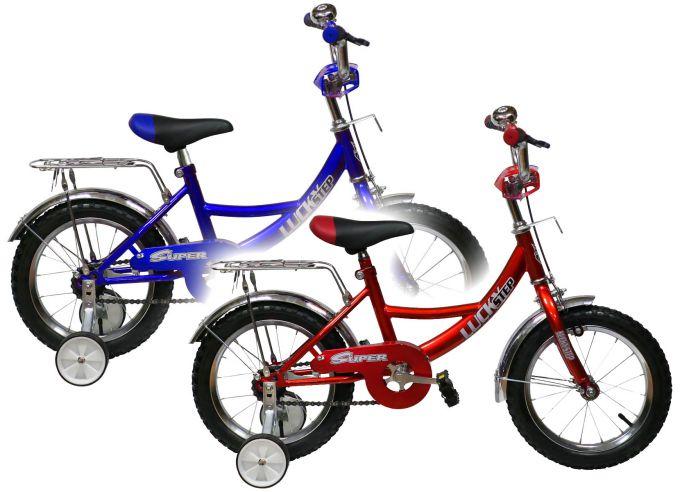 Як обрати велосипед для дітей