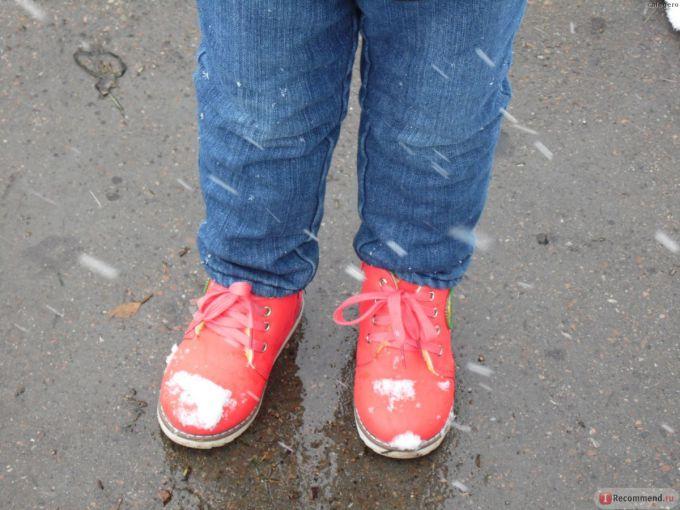 Що робити, коли у дітей промокли ноги