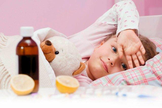 Дитяча застуда: особливості лікування