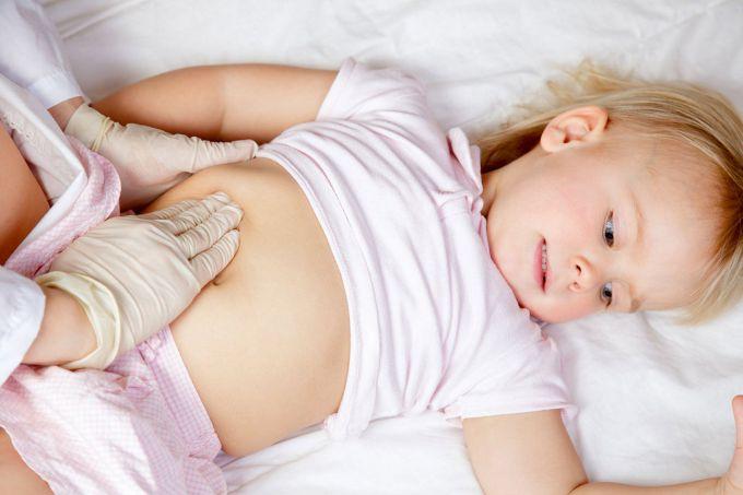 Звідки у дітей береться жовчнокам'яна хвороба?